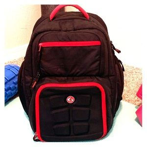Fitness lifestyle backpack